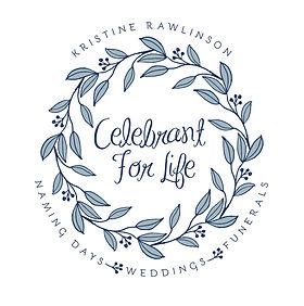 Kristine Rawlinson - Celebrant for Life