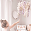 Thumbnail: WHIMSICAL WISTERIA FLOWER CHANDELIER