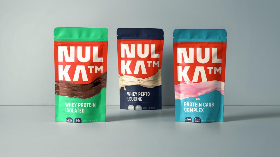 NULKA Nutrition Food