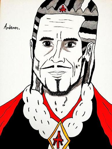 Ardenon d'Artan empereur Aralias personnage