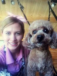 Pawtique dog groomer Ipswich