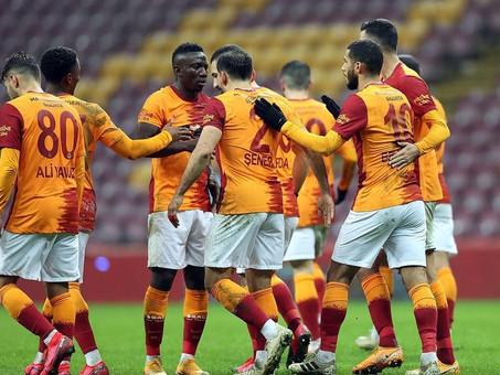 Galatasaray-Göztepe maçının detayları...