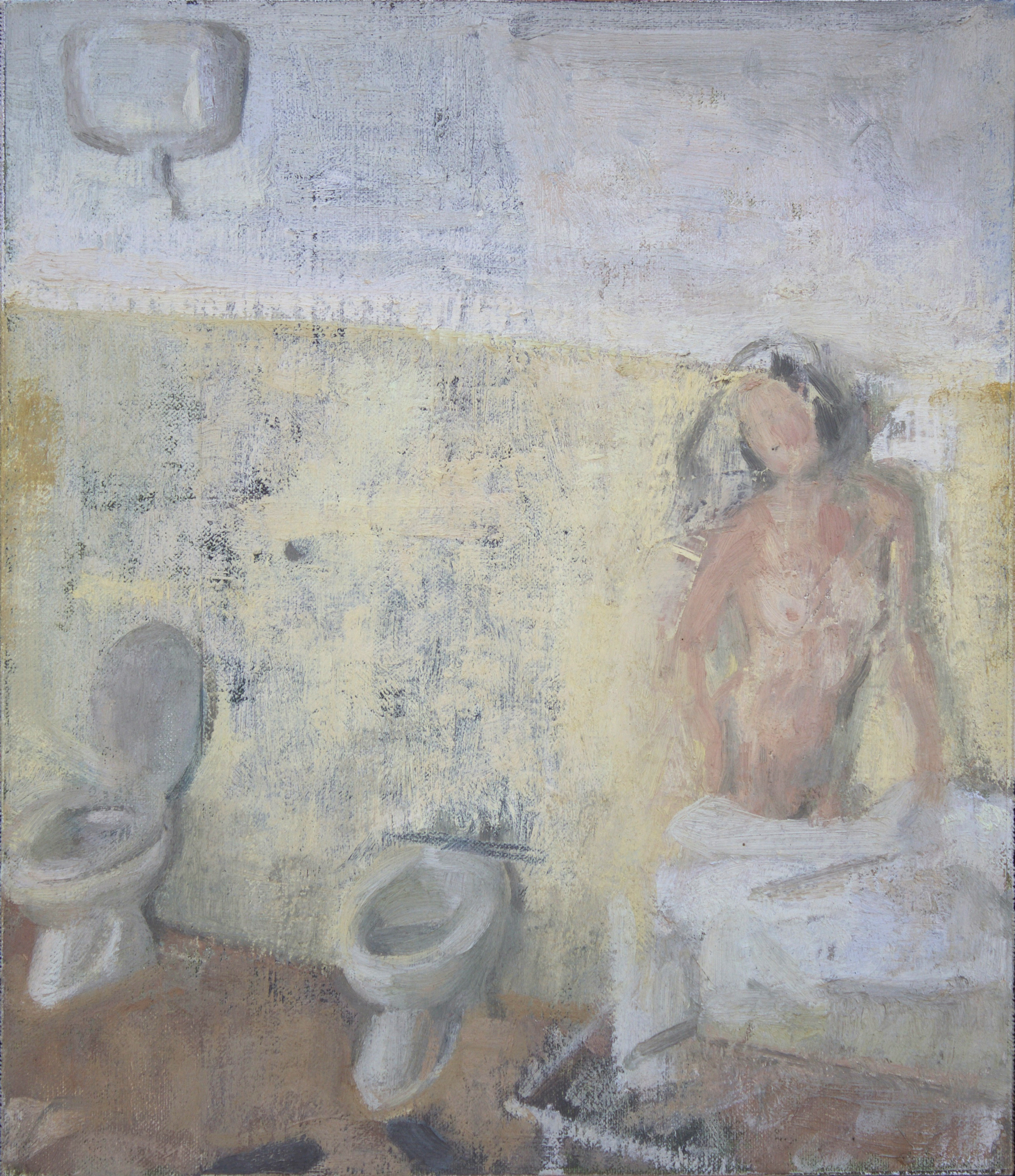 Powder Room, 2019