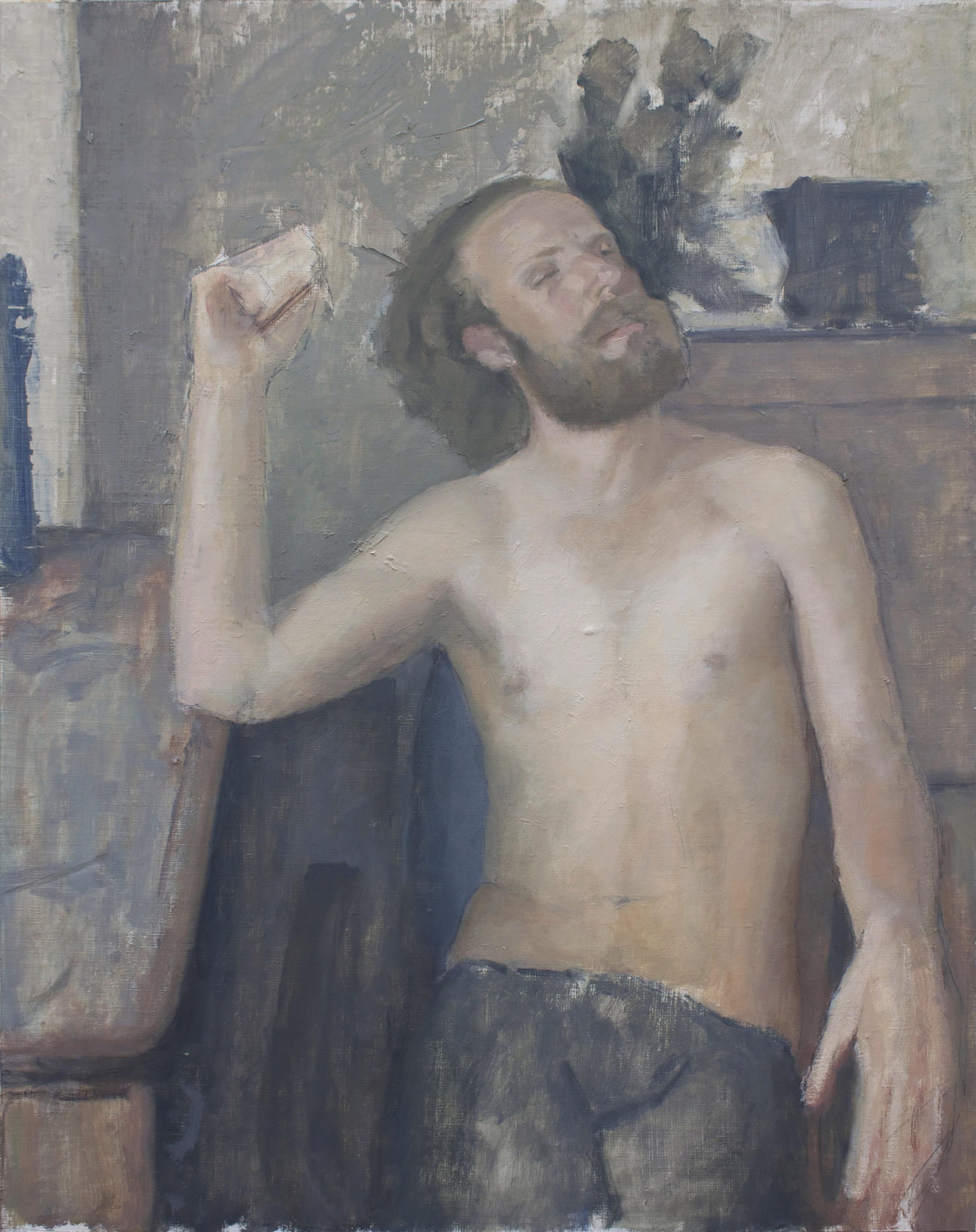 Figure in Interior-2012 2