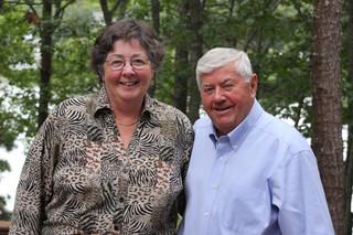 Joan and Bob Bradley