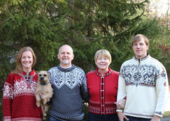 """Ron and Susan Hedlund Family - """"Rissa"""""""