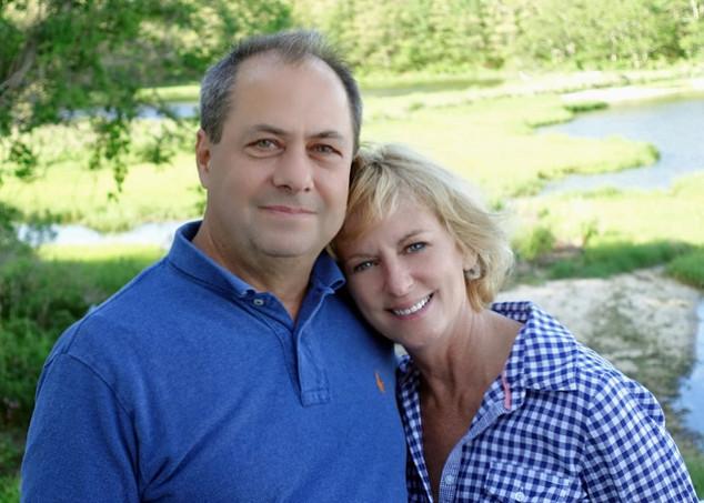 John and Jeannie Fraser