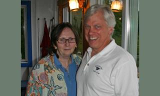 Pat and David Hubbs