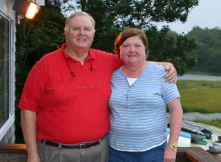 John and Sue Harris