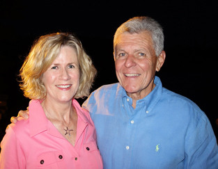 Cheryle and Bob Curry