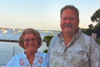 Sue and Tim Flagg