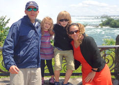 Blake and Christine Cullimore Family