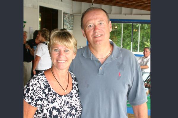 Carol and Bif Fleishmann