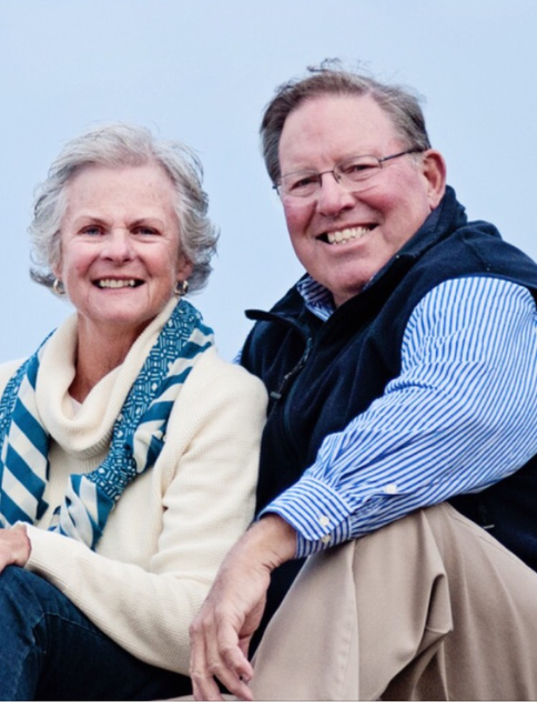 Susan and Carter Hunt