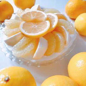 自分による、自分のための、自分だけの柑橘スイーツ。