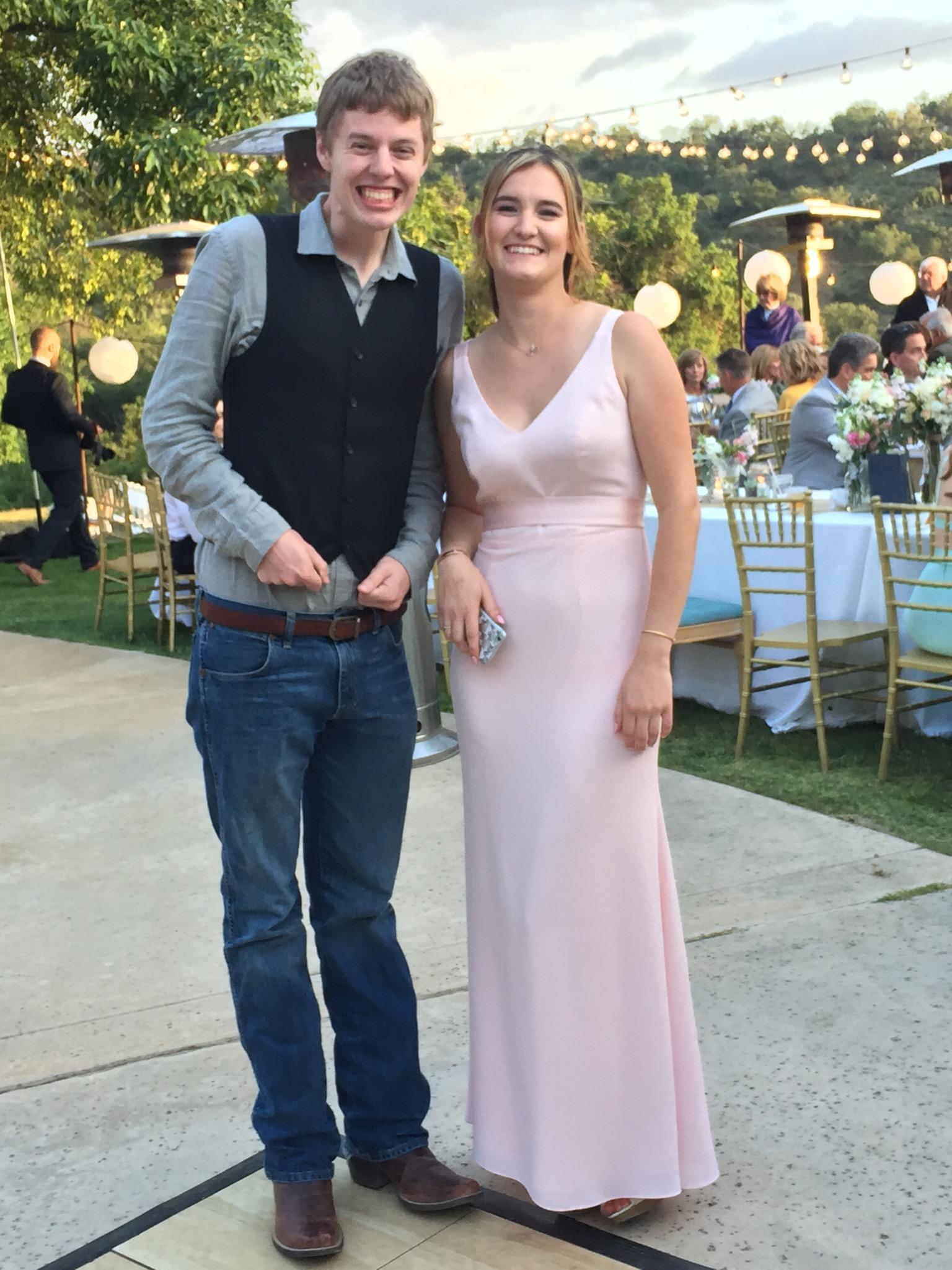 Tori and Matt