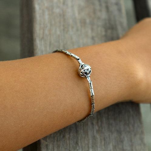 Bola Bracelet | Bali Handmade Silver Jewelry