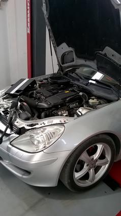 Revisão Mercedes