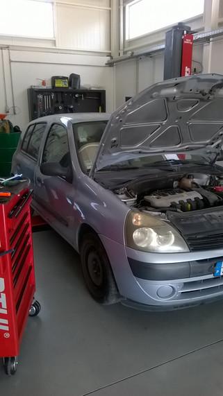 HAF Oficina Renault Serviço