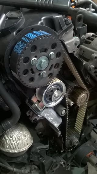 Correia de Distribuição de Motor