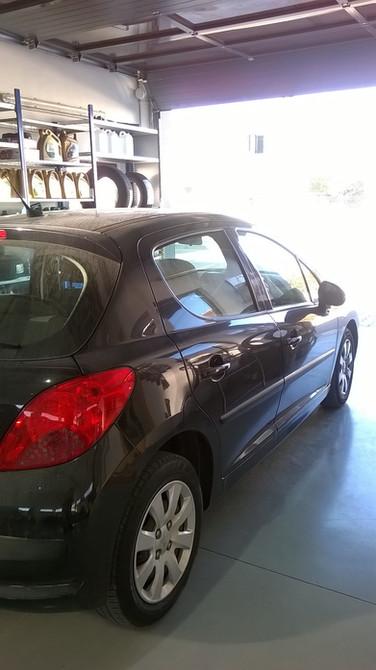 #HAFOficina, Peugeot Revisão
