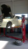 #HAFOficina, Revisão Mercedes Benz, Taxi