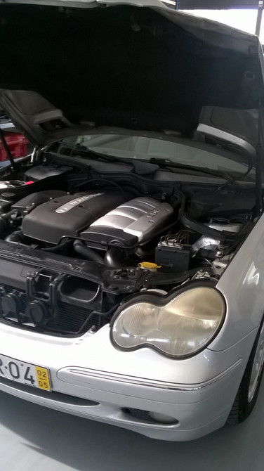 #HAFOficina, Revisão Mercedes Benz