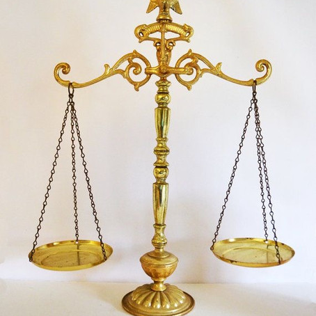 PROPHETIC WORD: Balance Favor and Justice Restored to the Kingdom of God