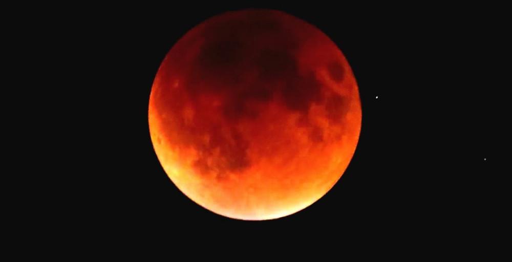 Super Blood Moon January 20-21
