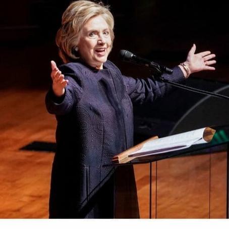 Hillary Clinton Referencing Jezebel During Elijah Cummings Funeral At a Baptist Church