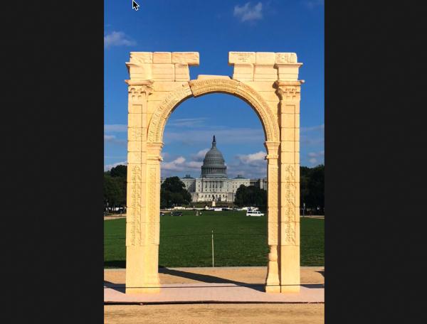 arc of baal in Washington DC
