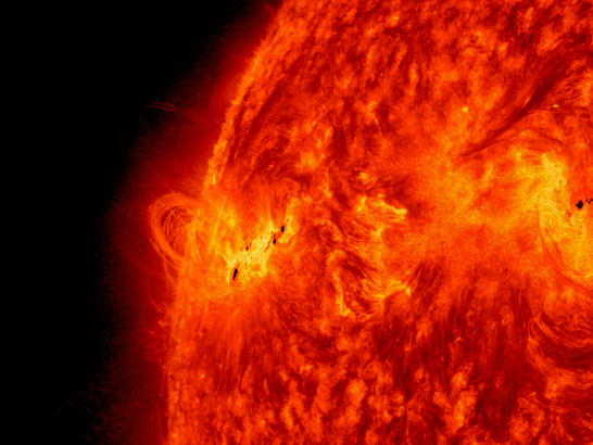 Solar Storm March 16th - March 26th May Heighten Spiritual Activity
