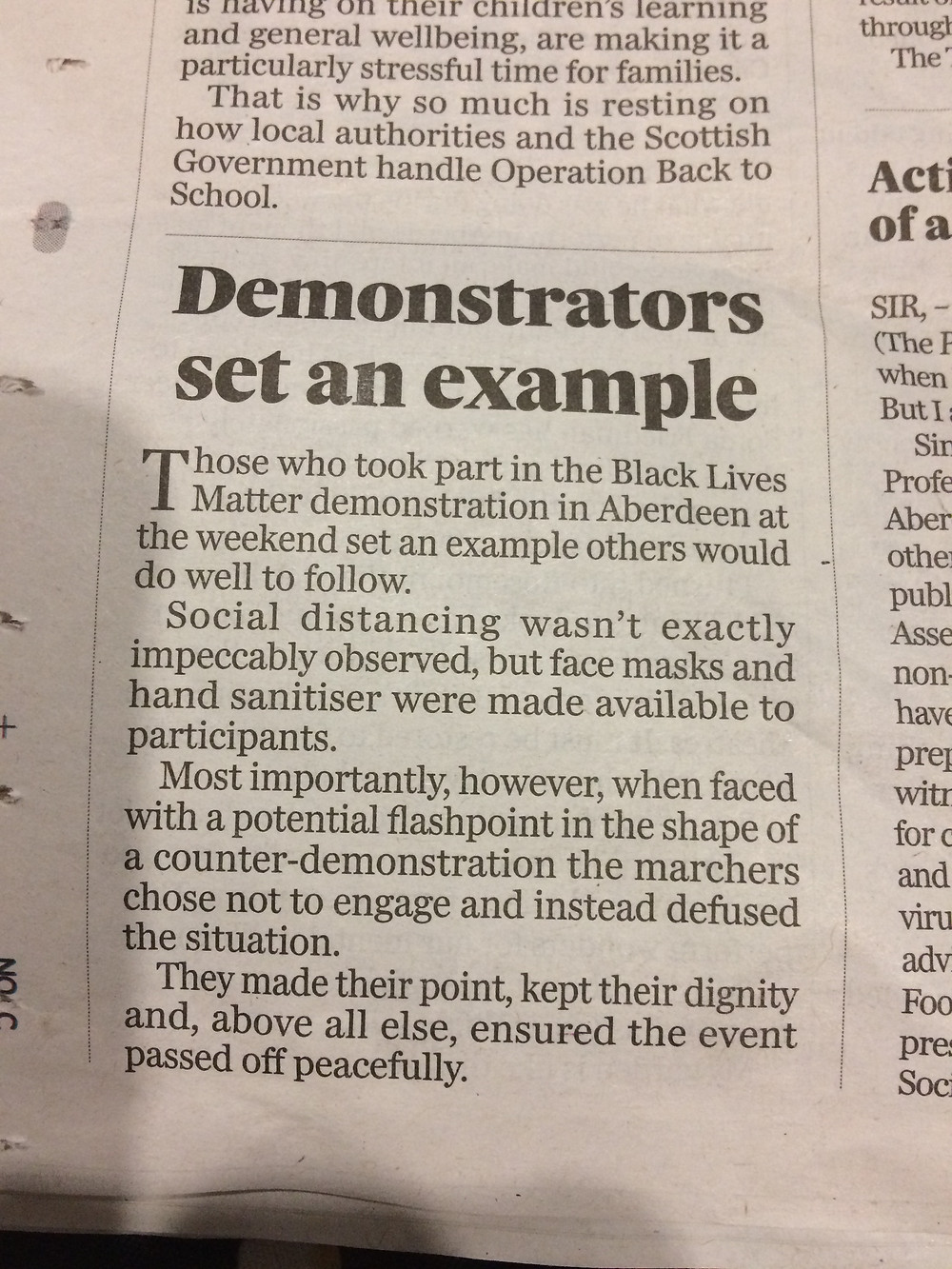 """Social distancing wasn't impeccably observed"". Understatement of the year."