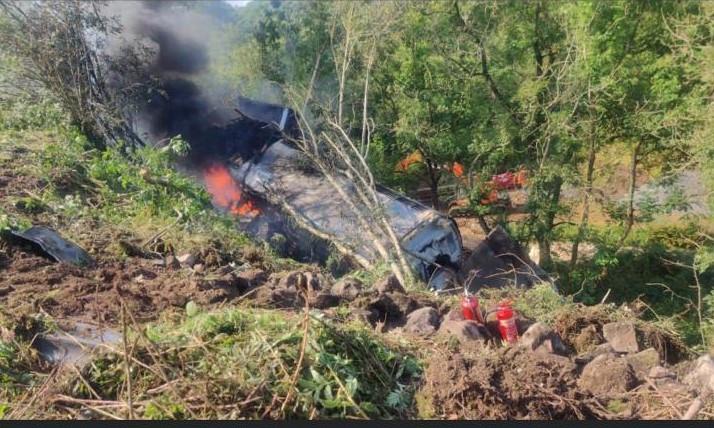 Stonehaven train derailment image 2
