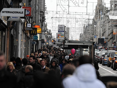 Union Street - it beggars belief