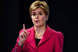 Nicola Sturgeon, a grudge against men