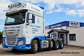 Colin Lawson lorry