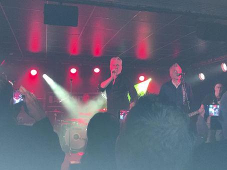 The Undertones blow Aberdeen away !