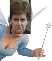 Sturgeon plays the fairy godmother because no one would have isolated anyway