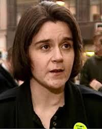 The true face of Nicola Sturgeon, a daft wee lassie