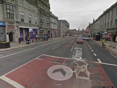 Aberdeen City Centre Living  - the downside