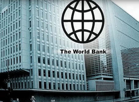 "World Bank expects Covid ""Project"" to last for 5 years"