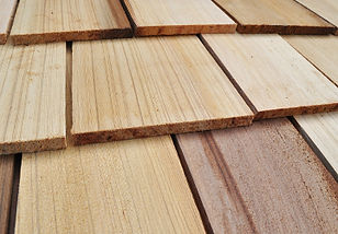 #1 Premium Grade Tapersawn Cedar Roofing Omaha