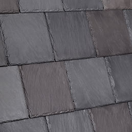 Kansas City DaVinci Roofscapes Bellaforte Slate - European-VariBlend Swatch