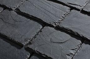 Omaha Slate Roofing - American Slate - St. Helens Slope Swatch