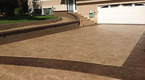 Wichita Stamped Concrete