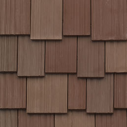 DaVinci Roofscapes Multi-Width Shake Autumn Swatch Omaha