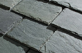 Omaha Slate Roofing - American Slate - Sierra Pass swatch