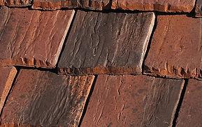 Ludowici Rustic Colonial Tile Roof Kansas City