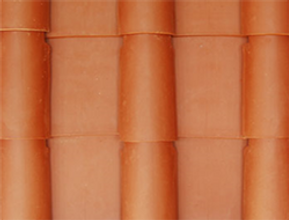 Ludowici Roman Barrel Tile Roof Kansas City